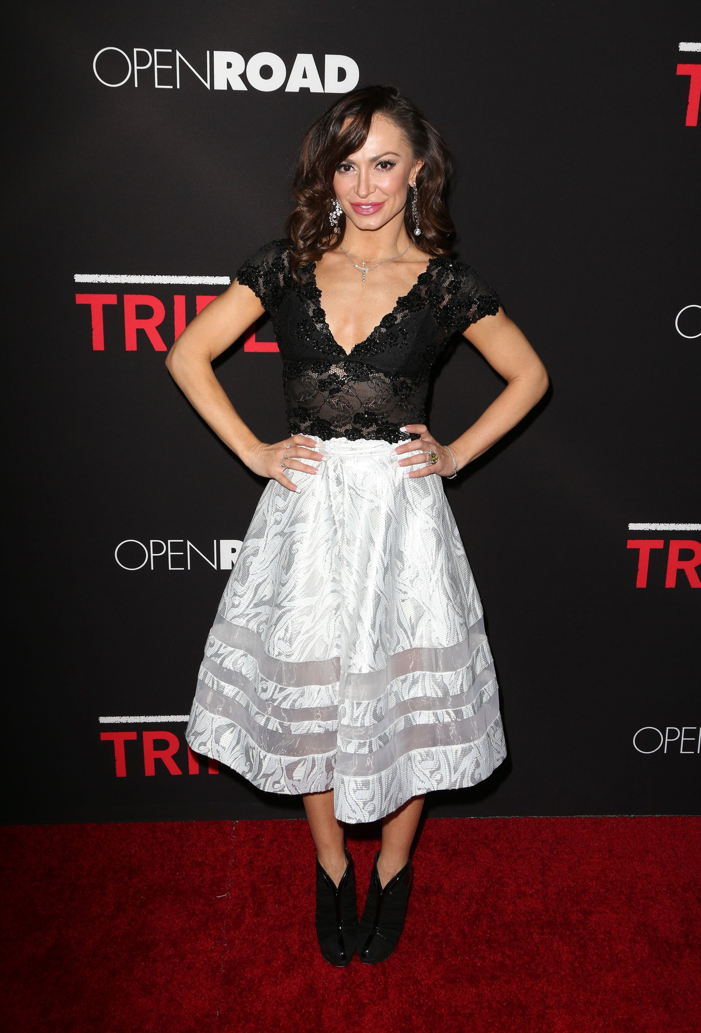 'Dancing With The Stars' Alumna Karina Smirnoff Welcomes Baby Boy - Fame10