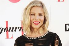 Liam Hemsworth's Sister-in-Law, Elsa Pataky, Refuses To Answer Questions About Him