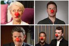 This Video For 'Red Nose Day' Will Leave You In Stitches