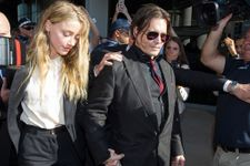 Amber Heard Cites Domestic Violence As Reason For Split From Johnny Depp