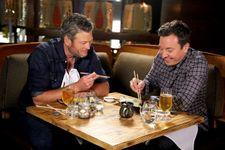 Blake Shelton And Jimmy Fallon Go On A Hilarious Sushi Date