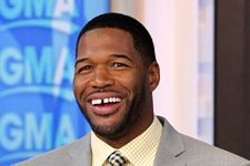 Michael Strahan Talks About His Exit From 'Live!'