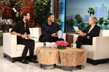 Ellen Plays 'Never Have I Ever' With Drake and Jared Leto