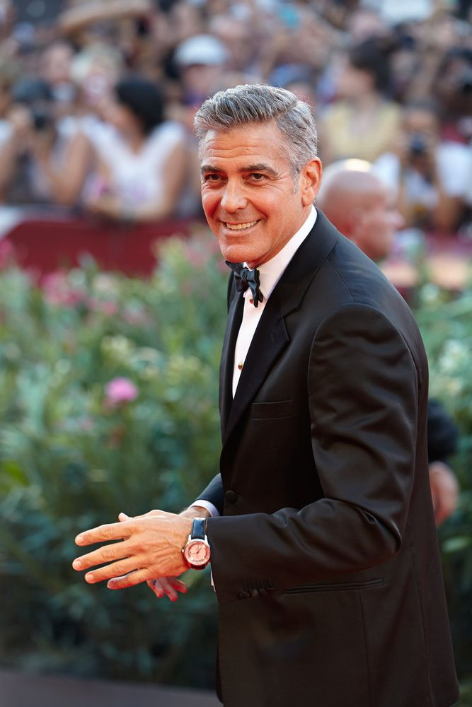 Things You Might Not Know About George Clooney