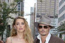 Amber Heard Denies Allegations She's Blackmailing Johnny Depp