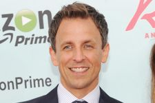Seth Meyers Bans Donald Trump From His Talk Show