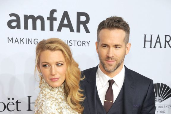 Ryan Reynolds Trolls Wife Blake Lively With Unflattering Instagram Post