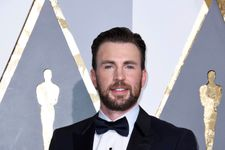Chris Evans Reveals He Almost Turned Down 'Captain America' Due To Anxiety