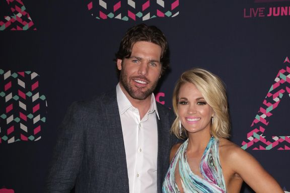 Mike Fisher Shuts Down Rumors Of Divorce From Carrie Underwood