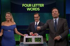 Pregnant Blake Lively Plays 'Know It All' With Jimmy Fallon