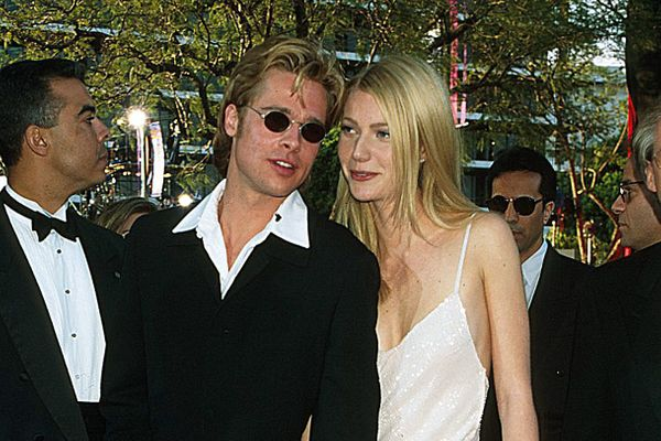 10 Things You Didn't Know About Gwyneth Paltrow And Brad Pitt's Relationship