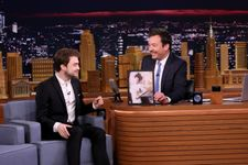 Jimmy Fallon Shows Daniel Radcliffe His Historical Look-Alikes