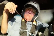 Jay Leno Walks Away Unscathed After Car Rollover