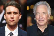 """Matthew Lewis On Alan Rickman: """"He Inspired My Career More Than He Ever Knew"""""""
