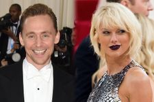 Taylor Swift And Tom Hiddleston Get Cozy On The Beach