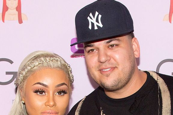 Blac Chyna And Rob Kardashian To Star In New Series And Baby Special