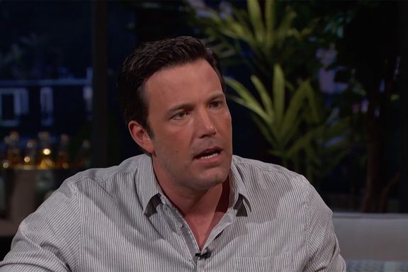 Ben Affleck Goes On Strange, Slurred Rant About The NFL's Deflategate