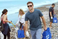Scott Eastwood Encourages Others To Help Protect The Ocean