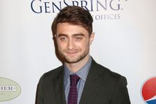 Daniel Radcliffe Isn't Ready To Hang Up His Cloak On Harry Potter
