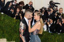 Gigi Hadid Supports Zayn Malik After He Cancels Concert