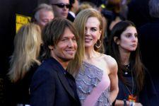 Keith Urban Celebrates 10th Wedding Anniversary With Nicole Kidman At Concert