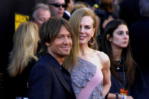Keith Urban Celebrates 10th Wedding Anniversary With Nicole Kidman At Concert