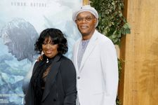 """Samuel L. Jackson Thanks Wife And Daughter For """"Saving"""" Him"""