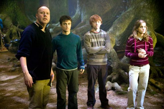 Harry Potter Behind-The-Scenes Secrets