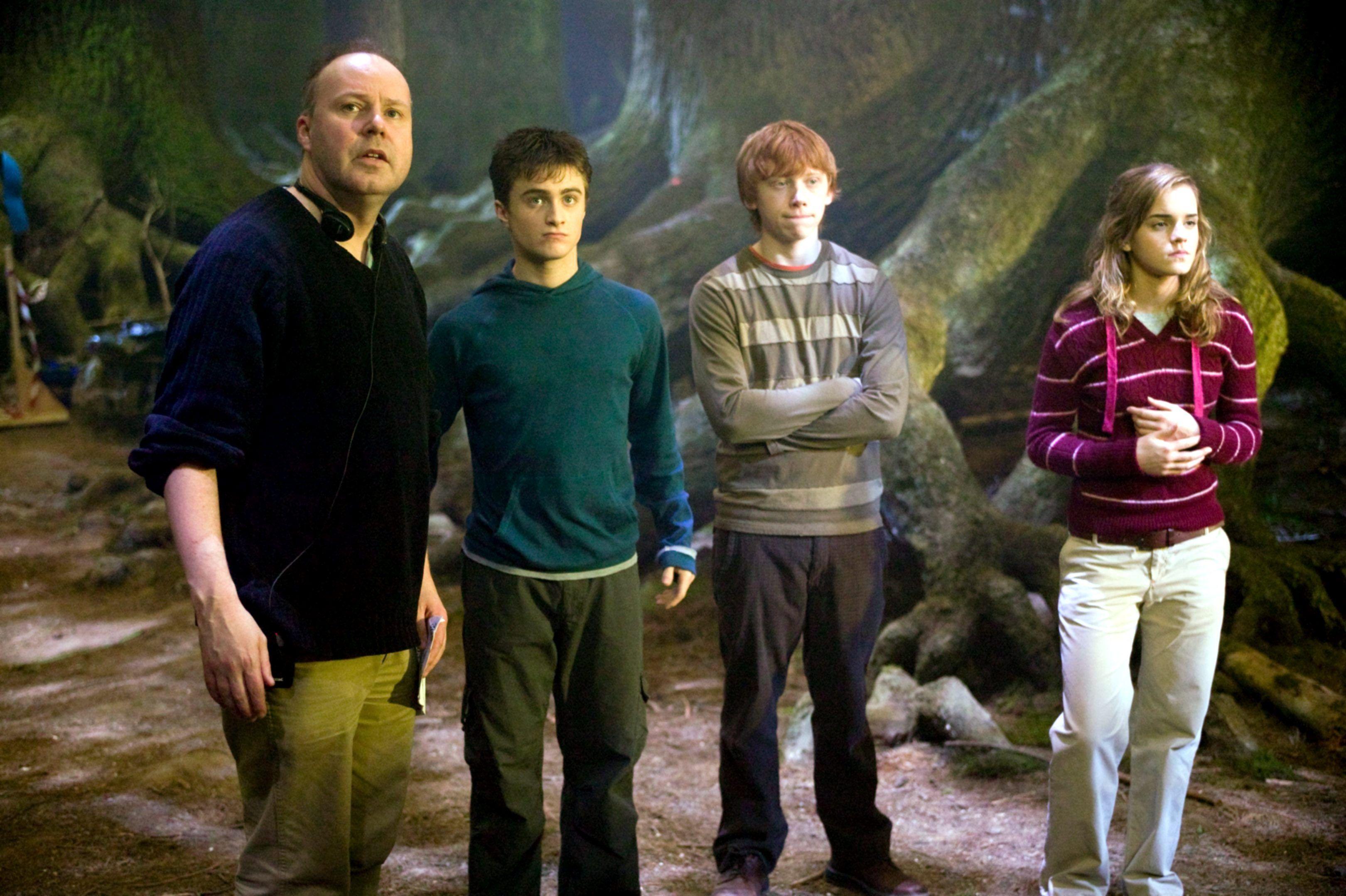 Harry Potter Behind-The-Scenes Secrets