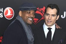 Henry Cavill Goes Undercover To Prank Will Smith At Comic-Con 2016