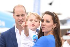 Prince William and Kate Middleton Share Super Cute Pics of Prince George For 3rd Birthday