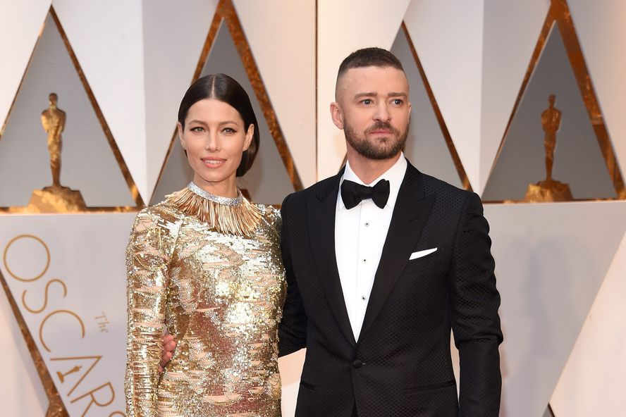 Jessica Biel Reportedly Pushed Justin Timberlake To Publicly Apologize