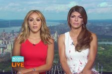 Teresa Giudice Storms Out Of Interview After Being Asked About Husband