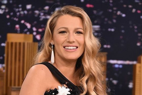 "Blake Lively's Daughter Calls Jimmy Fallon Her ""Dada"""