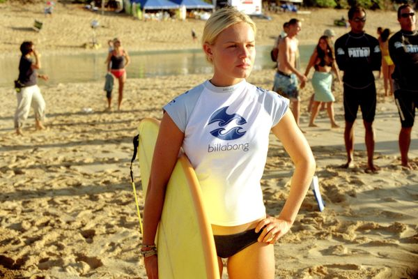 Cast Of Blue Crush: How Much Are They Worth Now?