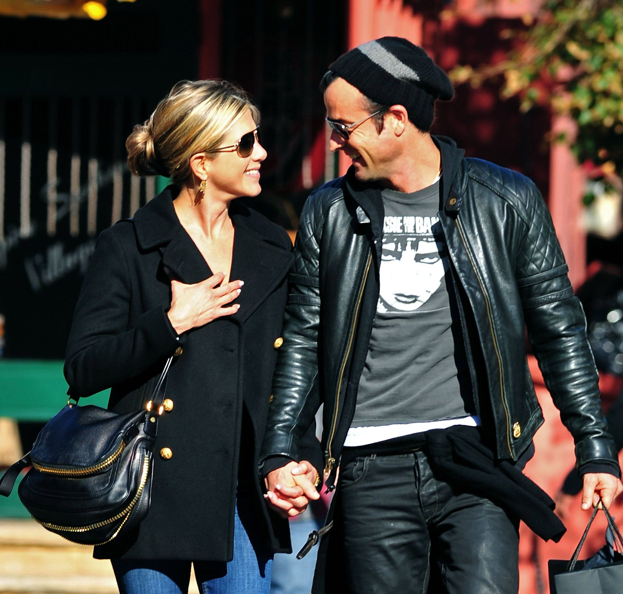 9 Things You Didn't Know About Jennifer Aniston and Justin Theroux's Relationship - Fame10