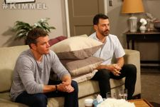 Matt Damon And Jimmy Kimmel Hilariously Give Couples Therapy Another Chance