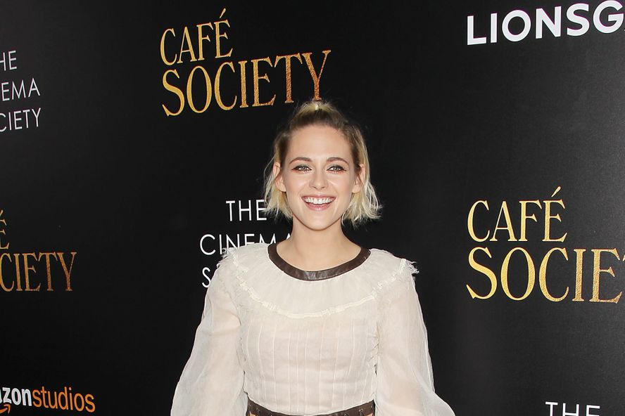Kristen Stewart Opened Up About Her Girlfriend, Alicia Cargile