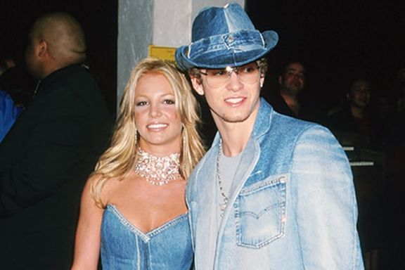 "Britney Spears Dances To Ex Justin Timberlake's New Song, Calls Him A ""Genius"""