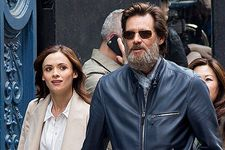 Jim Carrey Reacts To News About Ex Cathriona White's Suicide Note