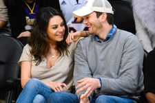 Mila Kunis Dishes On Her First Night With Ashton Kutcher