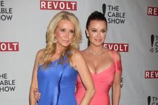 RHOBH's Kim And Kyle Richards Face Lawsuit For Pitbull Attack