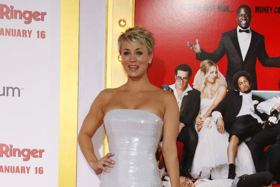 Fame10 Fashion Evolution: Kaley Cuoco
