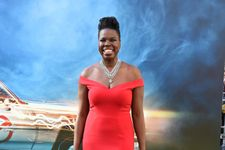 Leslie Jones Is A Stunner At The Premiere Of 'Ghostbusters' After Dress Drama
