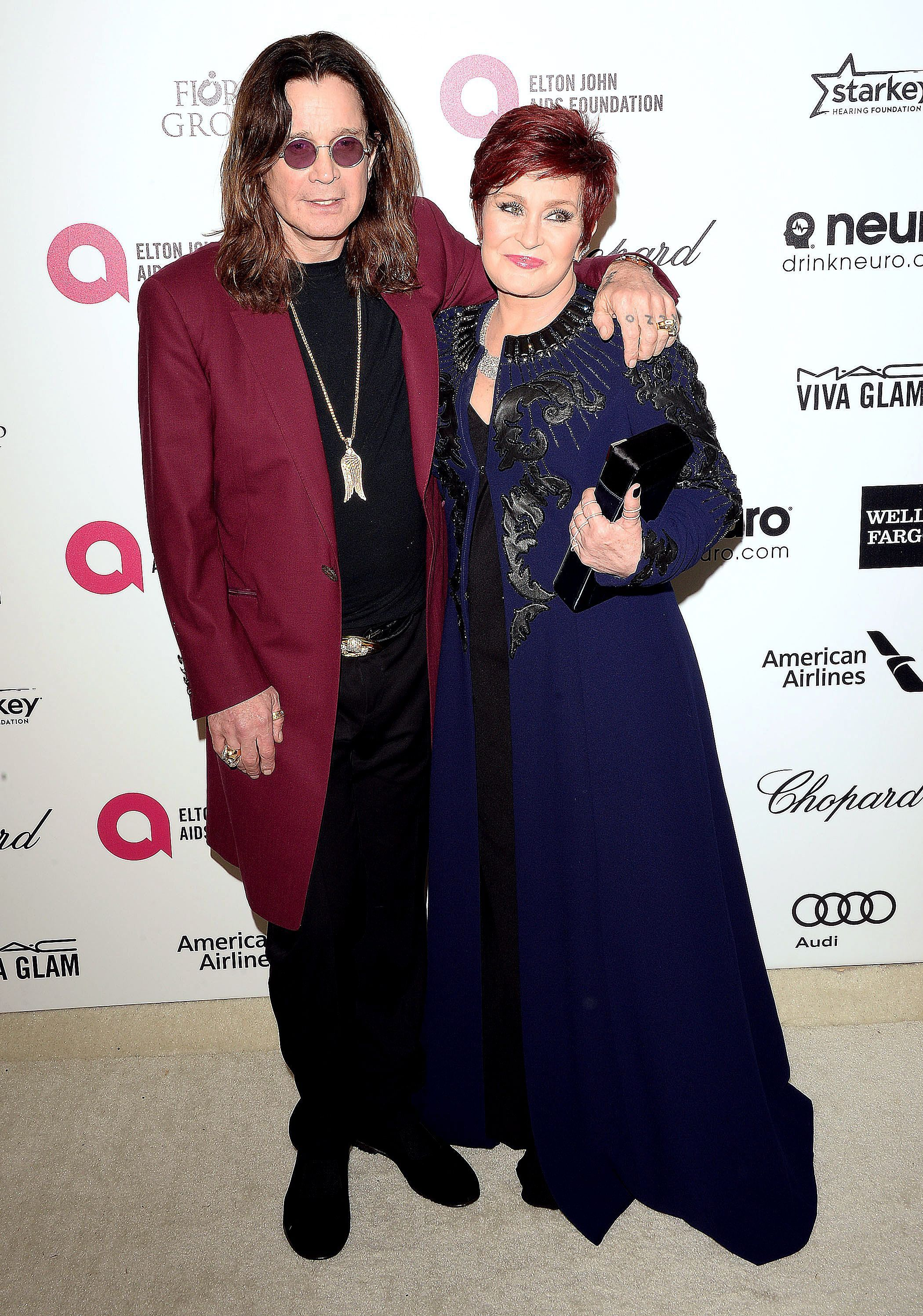 Sharon Osbourne, 67, and Ozzy, 71, still have sex couple