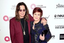 Sharon And Ozzy Osbourne Stand Together After His Mistress Speaks Out, Sues