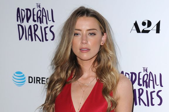 Amber Heard Releases Statement About Donating Her $7 Million Divorce Settlement