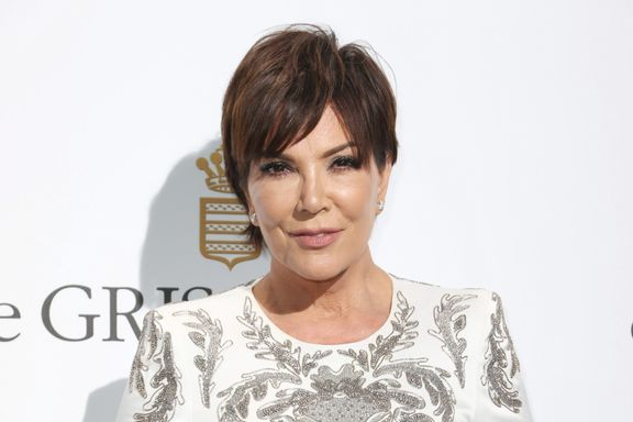 """Kris Jenner Crashes White Rolls Royce In California And Is """"Shook Up"""""""