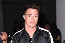 Arrow Star Colton Haynes Opens Up About Coming Out And His Father's Suicide