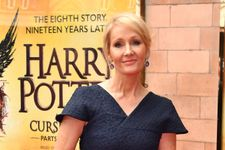 J.K. Rowling Reveals She Is Releasing Three More Harry Potter Spin-Off Books